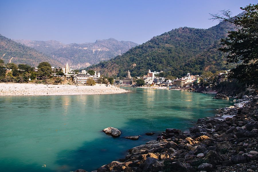 Rishikesh the world capital of yoga and holy city of India