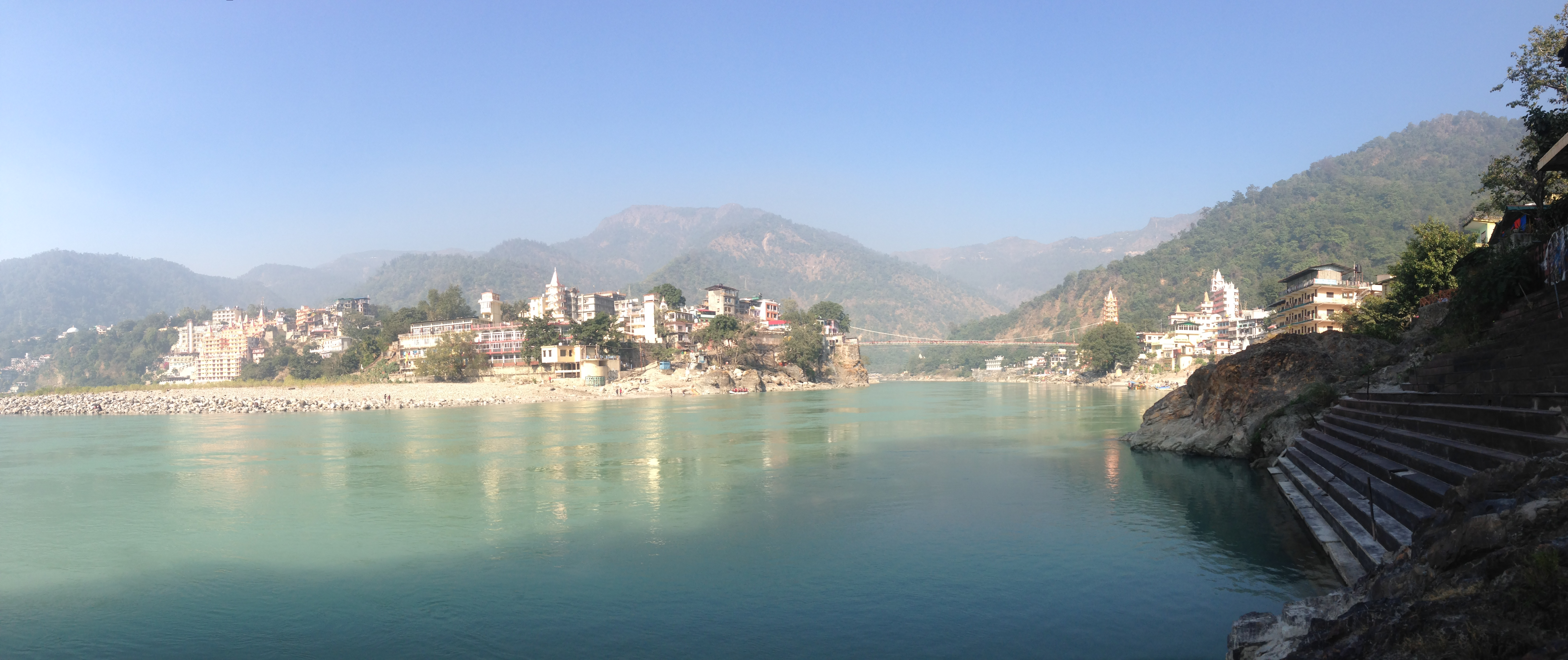 Rishikesh a yoga teacher training destination