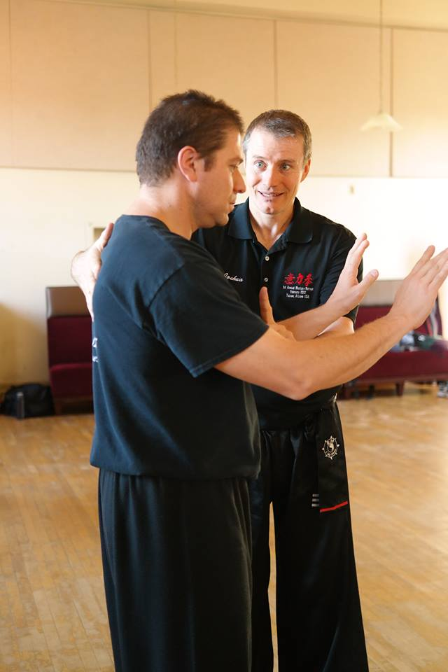 Joshua Craig martial arts teacher New York