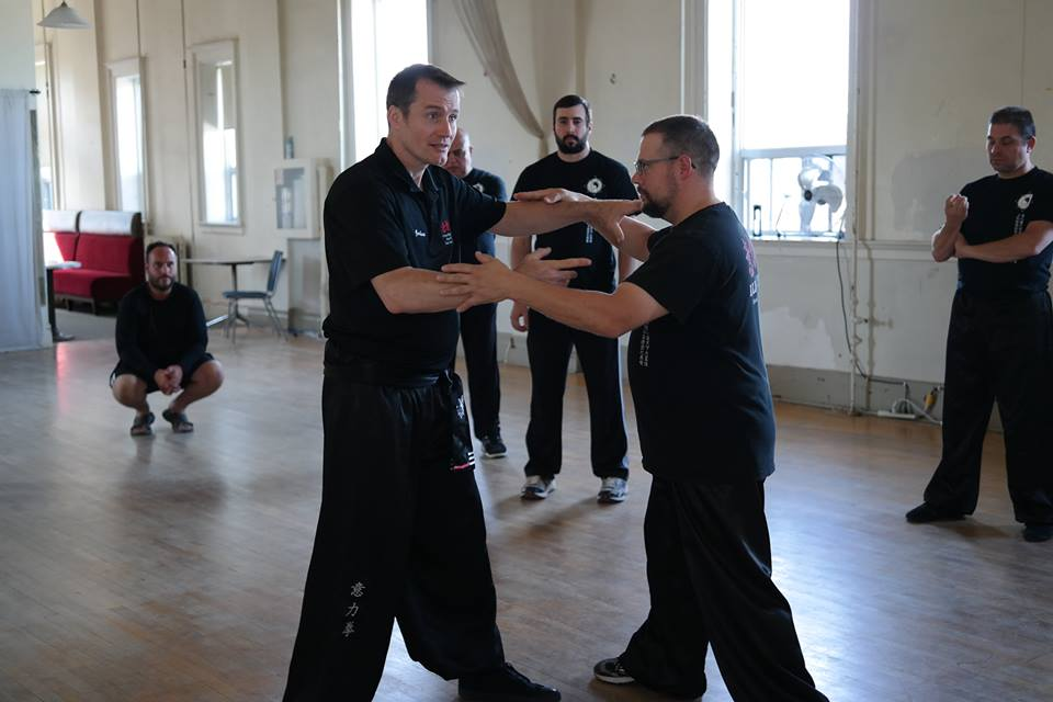 Joshua Craig teacher of zhong xin dao talks about yoga and martial arts