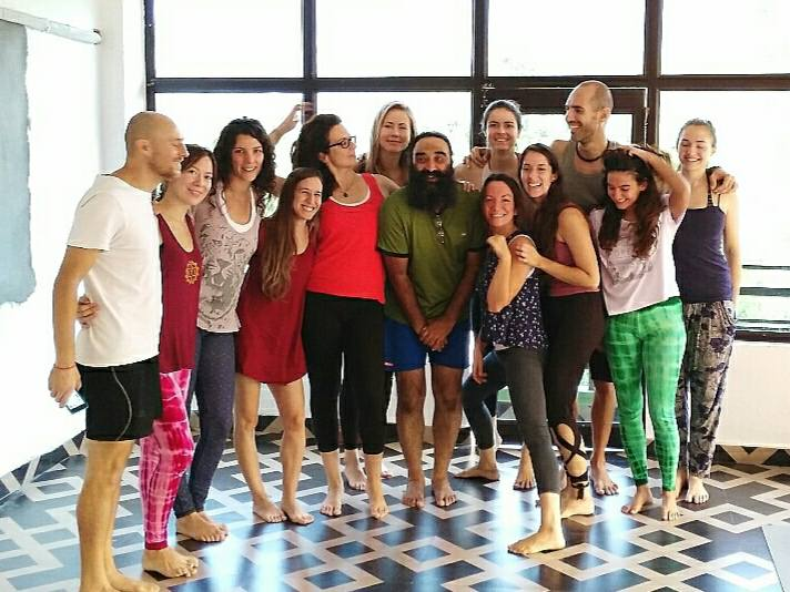 Surinder Singh hatha yoga teacher training courses in Rishikesh