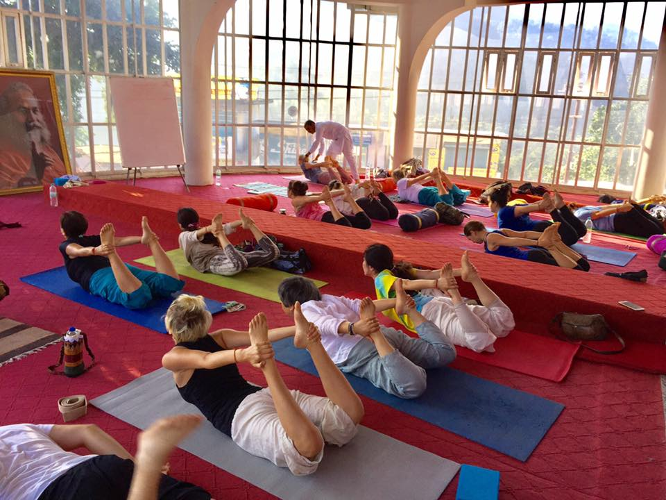 Kundalini Yoga Retreat in Rishikesh
