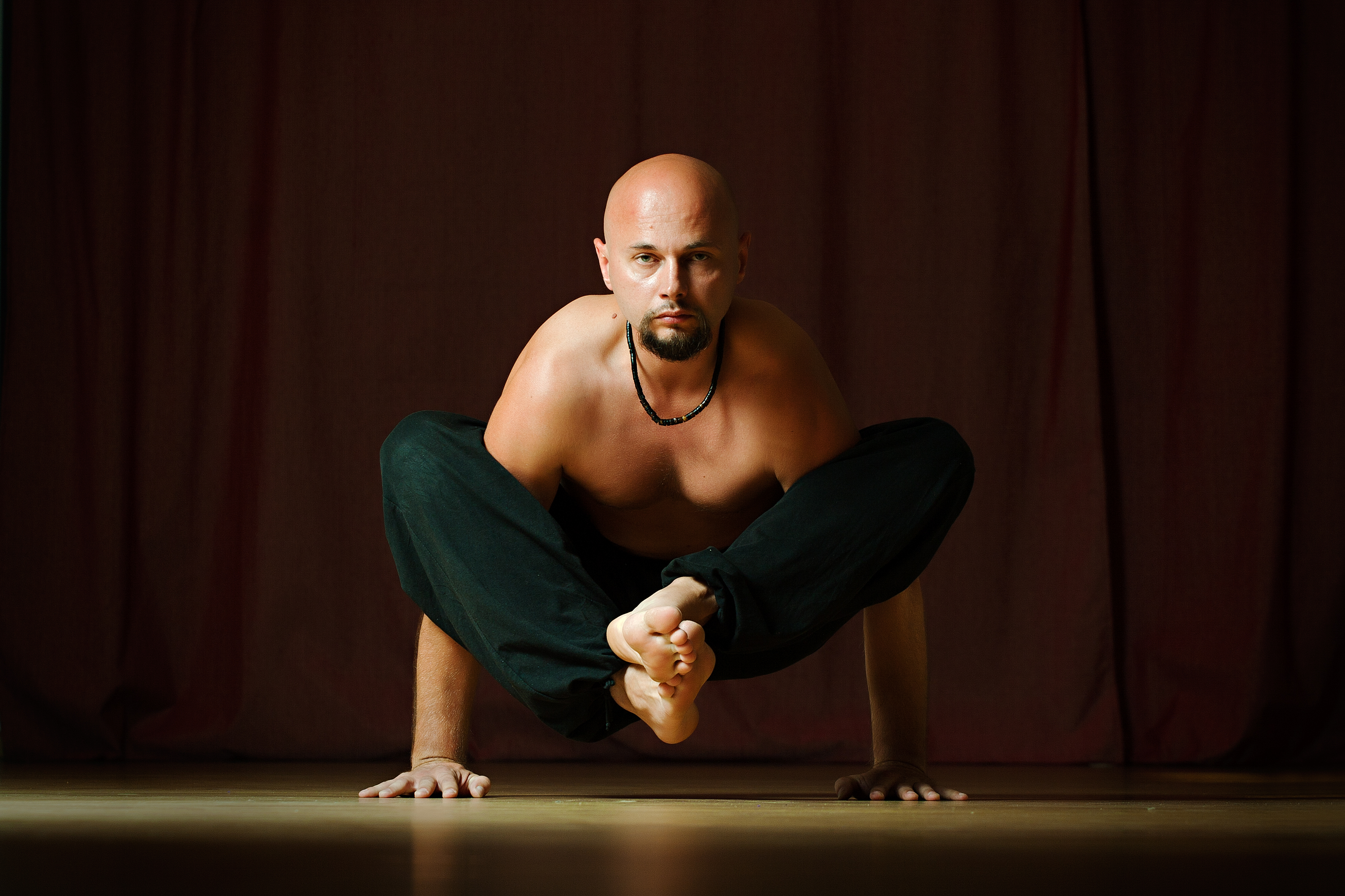 Anatoliy Pakhomov the founder of Vajra yoga Kiev