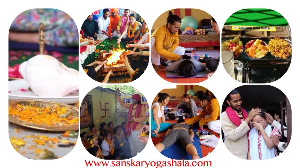 Sanskar Yoga Shala teacher training course in Rishikesh