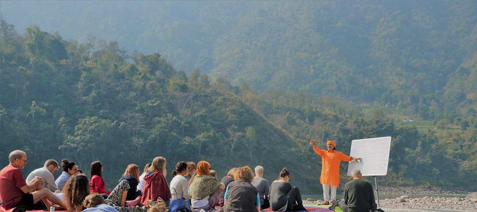 Vedansha teacher training course in Rishikesh