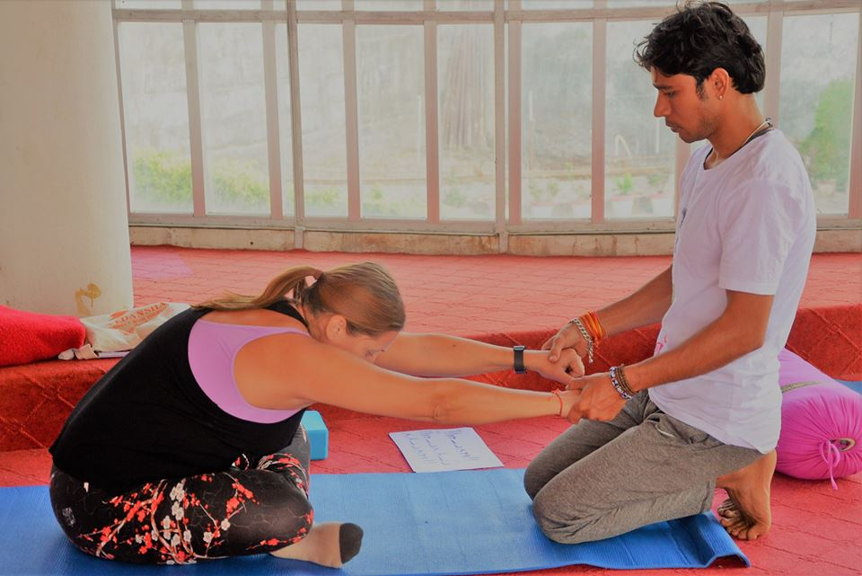 Vedansha yoga teacher training course in Rishikesh