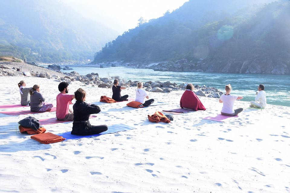 Yoga teacher training course in Himalayas Rishikesh