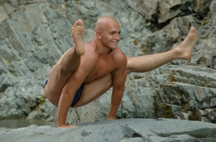 Yaroslav Tokarev teacher of universal yoga