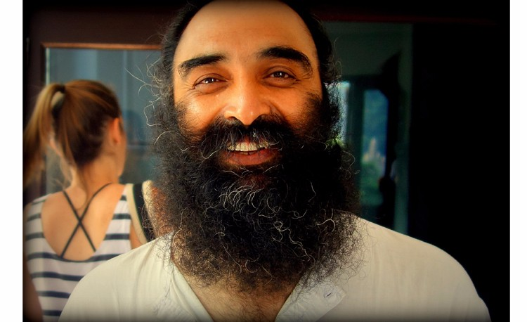 Yoga instructor Surinder Singh Rishikesh
