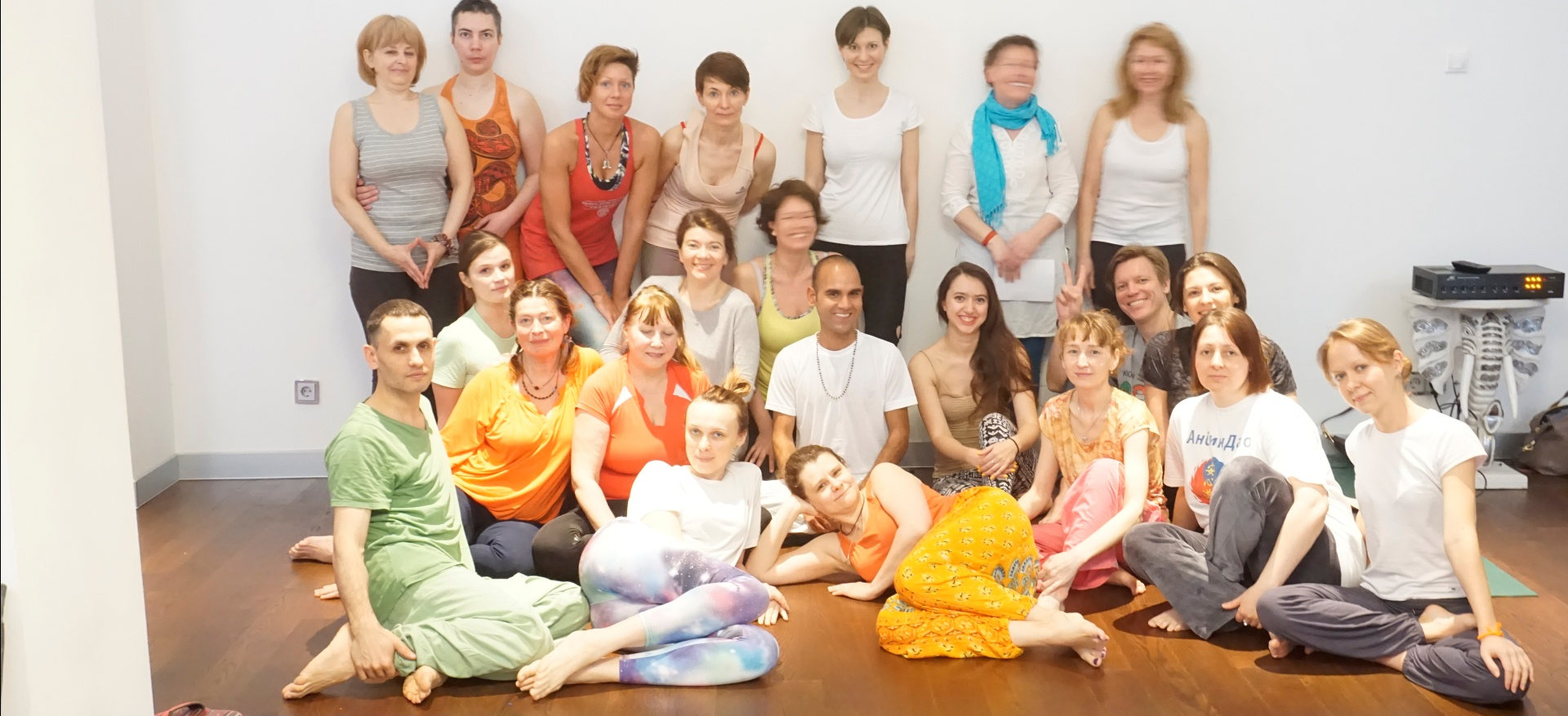 Yoga studio Guru Yoga School Rishikesh