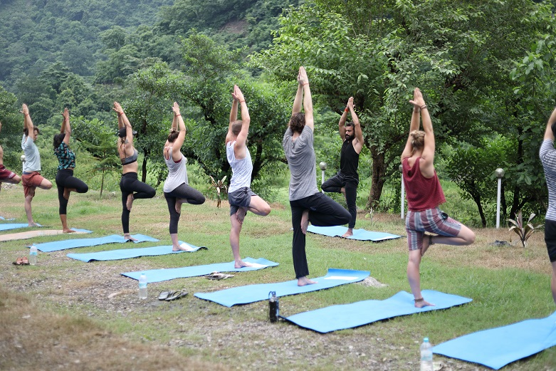 Yoga studio Rishikesh Yoga Retreats Rishikesh