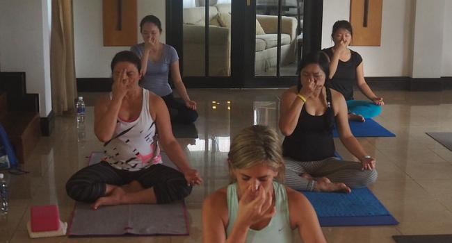 Yoga event Yoga Teacher Training , 100 hours, Rishikesh, Uttarakhand, India Rishikesh