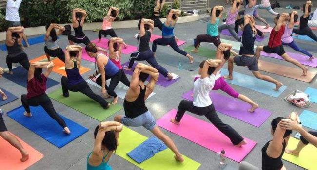 Yoga event 200 Hour Yoga Teacher Training in Rishikesh India Rishikesh