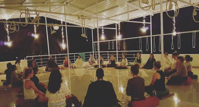 Yoga event 200 Hours Ashtanga Yoga Teacher Training in Goa [node:field_workplace:entity:field_workplace_city:0:entity]