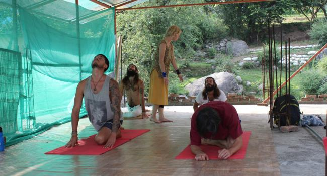 Yoga event 200 Hours YTT in Dharamsala | Aranya Yoga Ashram [node:field_workplace:entity:field_workplace_city:0:entity]