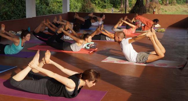 Yoga event 200 Hours YTT in Dharamsala | Siddhi Yoga [node:field_workplace:entity:field_workplace_city:0:entity]