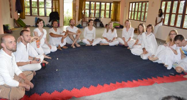 Yoga event 200 Hours YTT in Dharamsala | Mahi Yoga Dharamsala