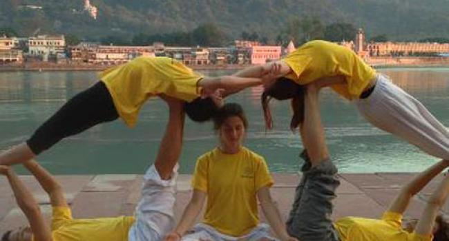 Йога мероприятие 200 Hours YTT in Rishikesh | Neo Yoga Ришикеш