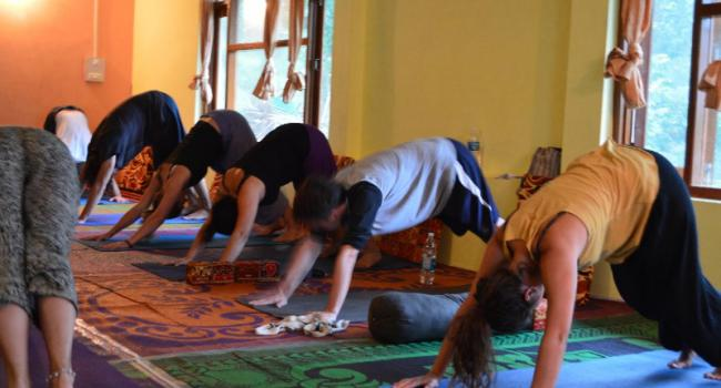 Йога мероприятие 200 Hours YTT in Rishikesh | Mahi Yoga Ришикеш