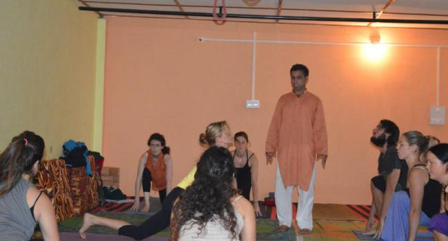 Yoga event 300 Hours YTT in Goa | Mahi Yoga Goa