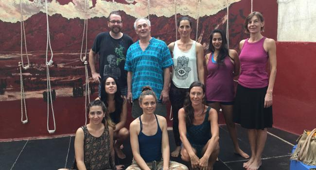 Yoga event 200 Hour Alignment Yoga Teacher Training in Goa India November 26-December 22, 2018 with Richard Schachtel Yoga Alliance Approved Goa