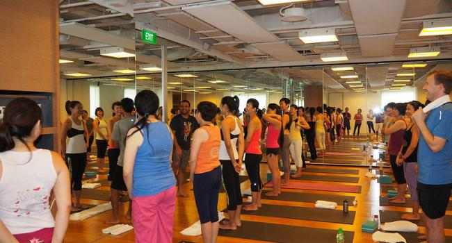 Yoga event International Certified Yoga Teacher Training India for Beginner  [node:field_workplace:entity:field_workplace_city:0:entity]