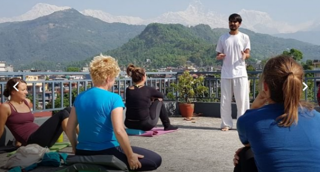 Yoga event Get certified with 200 hours yoga teacher training Pokhara