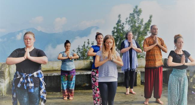 Yoga event 31 Day 300 Hour Yoga Teacher Training in Rishikesh, India Rishikesh