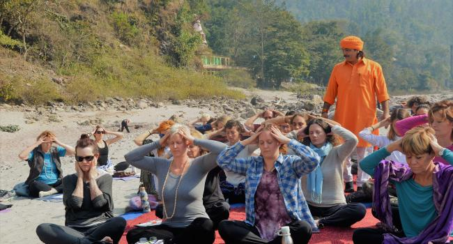 Yoga event 100-hour Yoga Teacher Training in Rishikesh, India Rishikesh