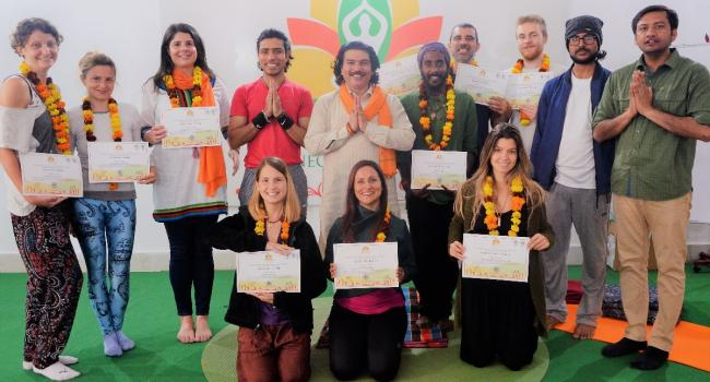 Yoga event 8 Day 50 Hour Meditation Teacher Training in Rishikesh, India Rishikesh
