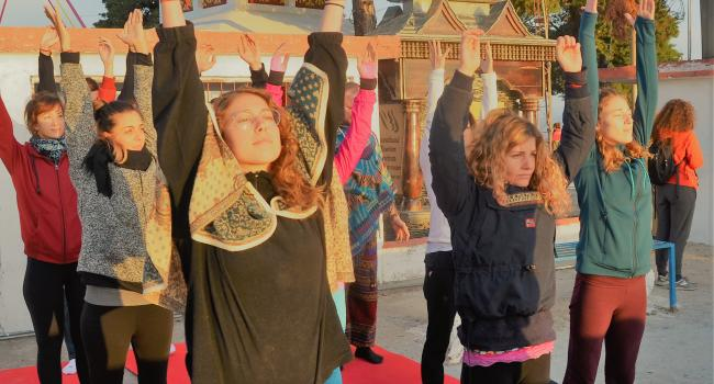 Yoga event 300 Hour Yoga Therapy Teacher Training in Rishikesh, India Rishikesh