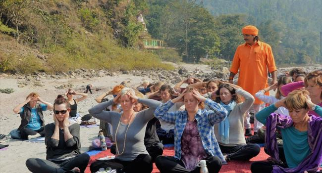 Йога мероприятие 200 Hour Yoga Teacher Training Course in Rishikesh | Vedansha Ришикеш