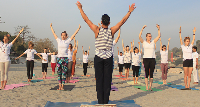 Yoga event 200 Hour Yoga Teacher Training Rishikesh Rishikesh
