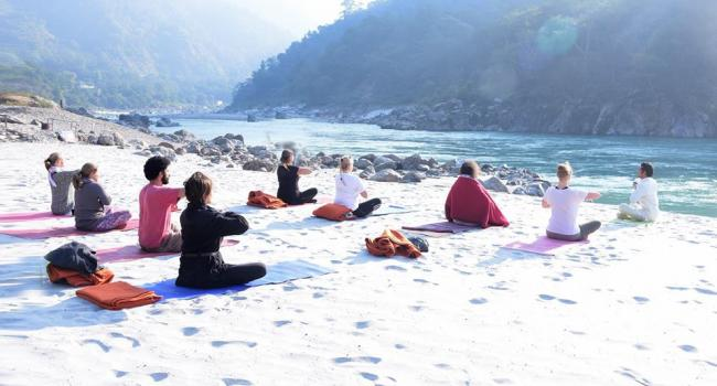 Йога мероприятие 300 Hour Yoga Teacher Training Course in Rishikesh India Ришикеш