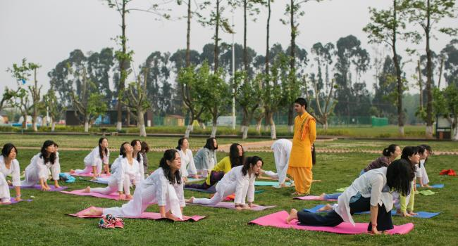 Yoga event 200 Hrs Yoga Teacher Training in Rishikesh Rishikesh