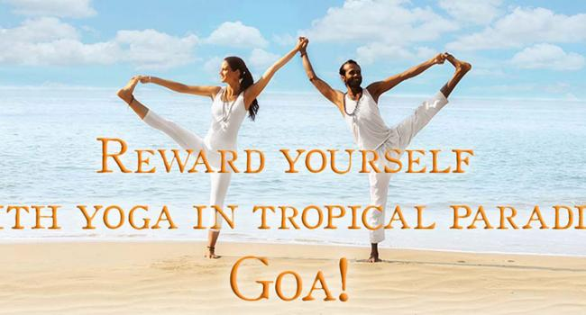 Yoga event Yoga Retreats In Goa: Shishya Yoga Goa