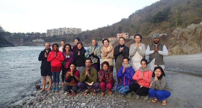 Йога мероприятие 200 Hour Yoga Teacher Training in Rishikesh Ришикеш