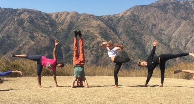Yoga event 100-Hour Yoga Teacher Training Course in Rishikesh India Rishikesh