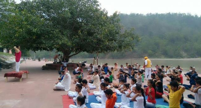 Yoga event 200-hour March yoga teacher training in Rishikesh | Sanskar Yogashala Rishikesh
