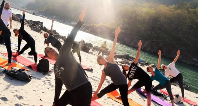 Yoga event 200 Hour April Yoga Teacher Training Course in Rishikesh | Vedansha Rishikesh