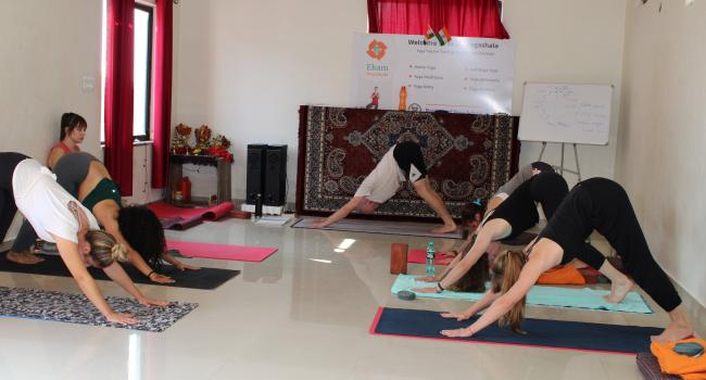 Йога мероприятие 200 Hour Yoga Teacher Training in Rishikesh India Ришикеш