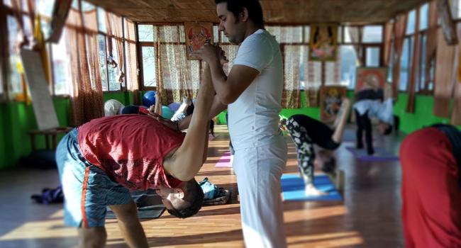 Yoga event 300 Hour Yoga Teacher Training - June 2019 Rishikesh