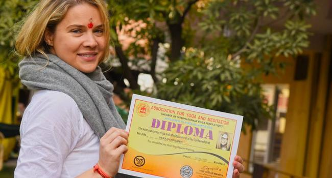 Yoga event 300-hour yoga teacher training in Rishikesh, India Rishikesh