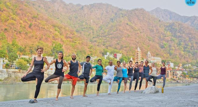 Йога мероприятие 300-hour yoga teacher training in India, Rishikesh Ришикеш