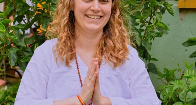 Yoga event 200-hour yoga teacher training in India Rishikesh