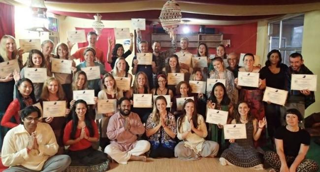 Йога мероприятие 300 Hour Yoga Teacher Training - August 2019 Ришикеш