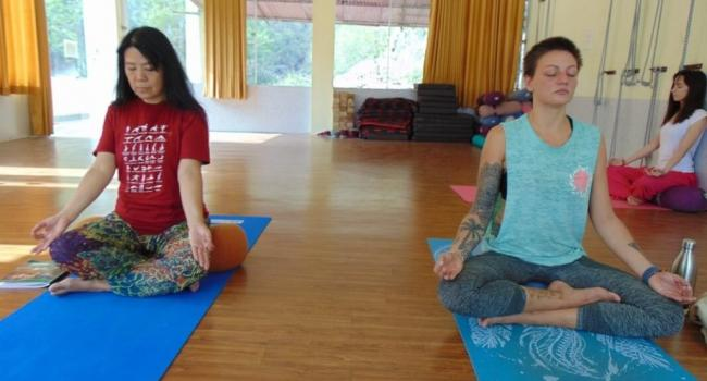 Yoga event 100 Hour Yoga Teacher Training in Rishikesh [node:field_workplace:entity:field_workplace_city:0:entity]