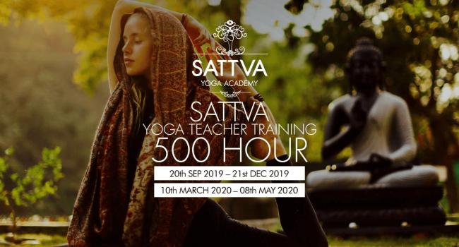 Yoga event 500 Hours Yoga Teacher Training In Rishikesh, India. Rishikesh