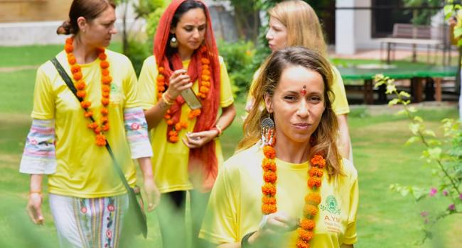 Йога мероприятие 500-hour yoga teacher training in India [node:field_workplace:entity:field_workplace_city:0:entity]