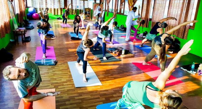 Yoga event 200 Hour Yoga Teacher Training - August 2019 Rishikesh